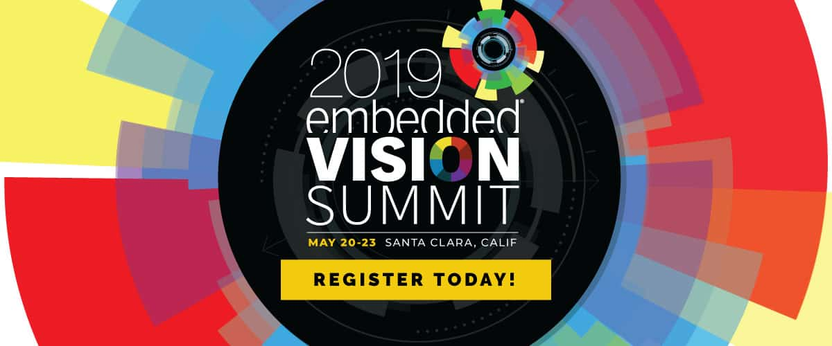 Embedded Vision Summit 2019